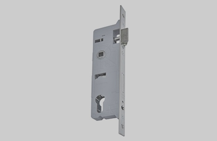 Door Lock with Cylinder